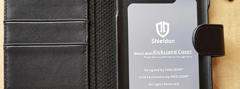 Shieldon S7 Edge Case - Open