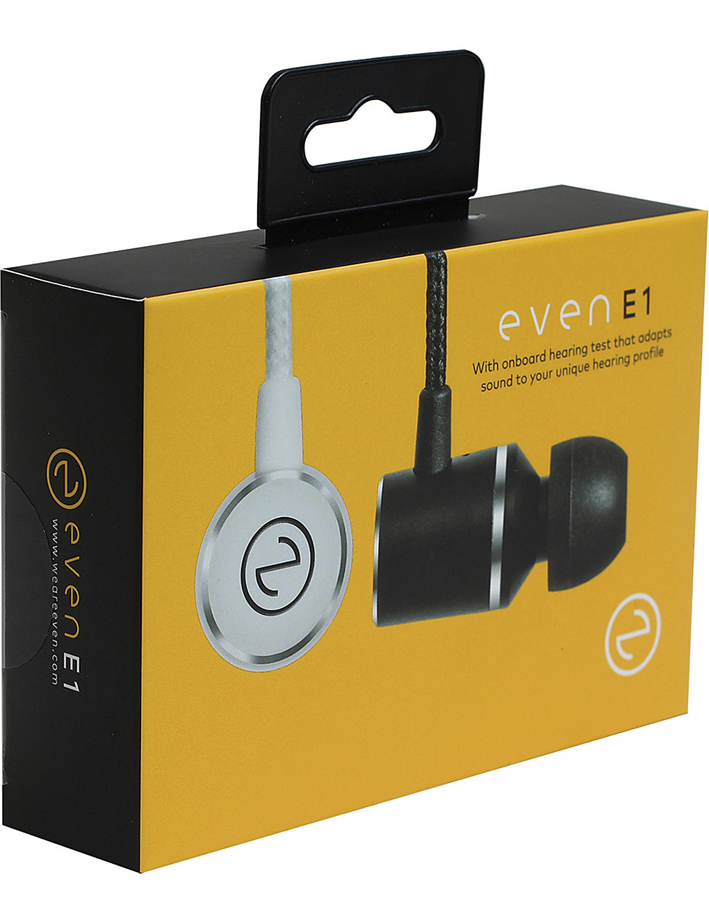 Even E1 In-Ear headphones Review - DroidHorizon