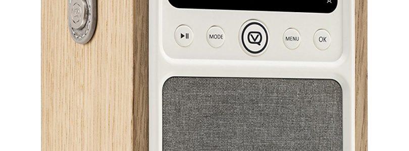 VQ Monty Portable DAB+/FM Bluetooth Clock Retro Radio Review