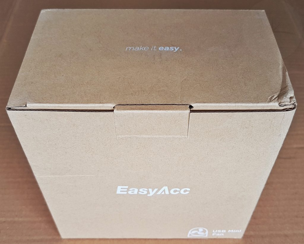 EasyAcc Fan - Box