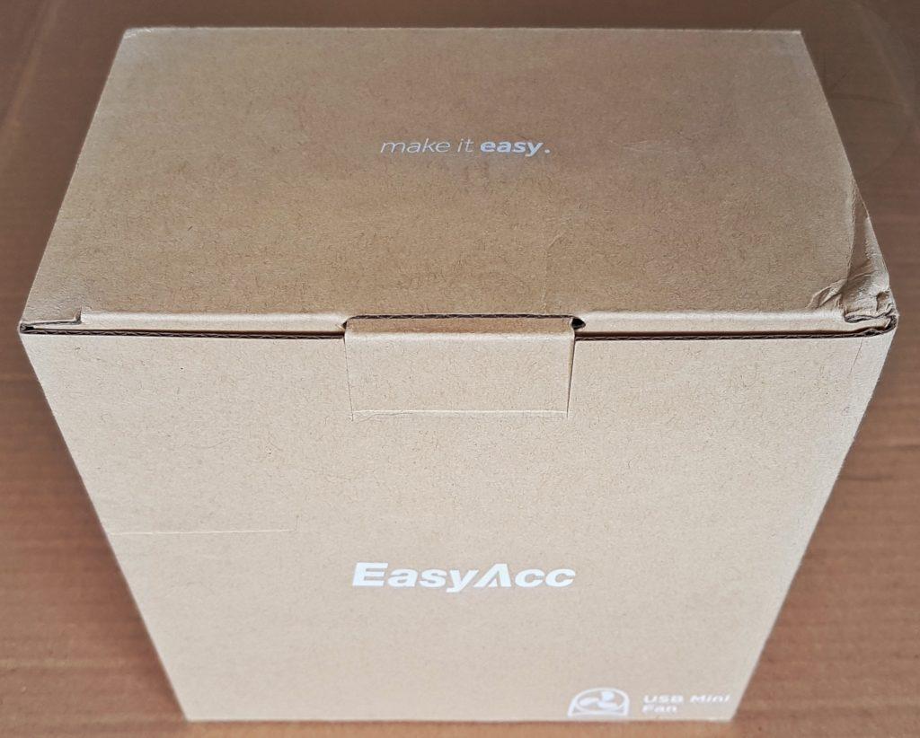 EasyAcc Fan - Box