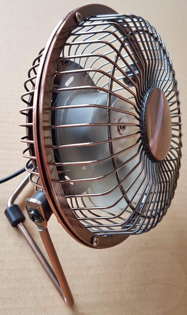 EasyAcc Fan - Side