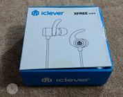 iClever's XFree Bluetooth earbuds