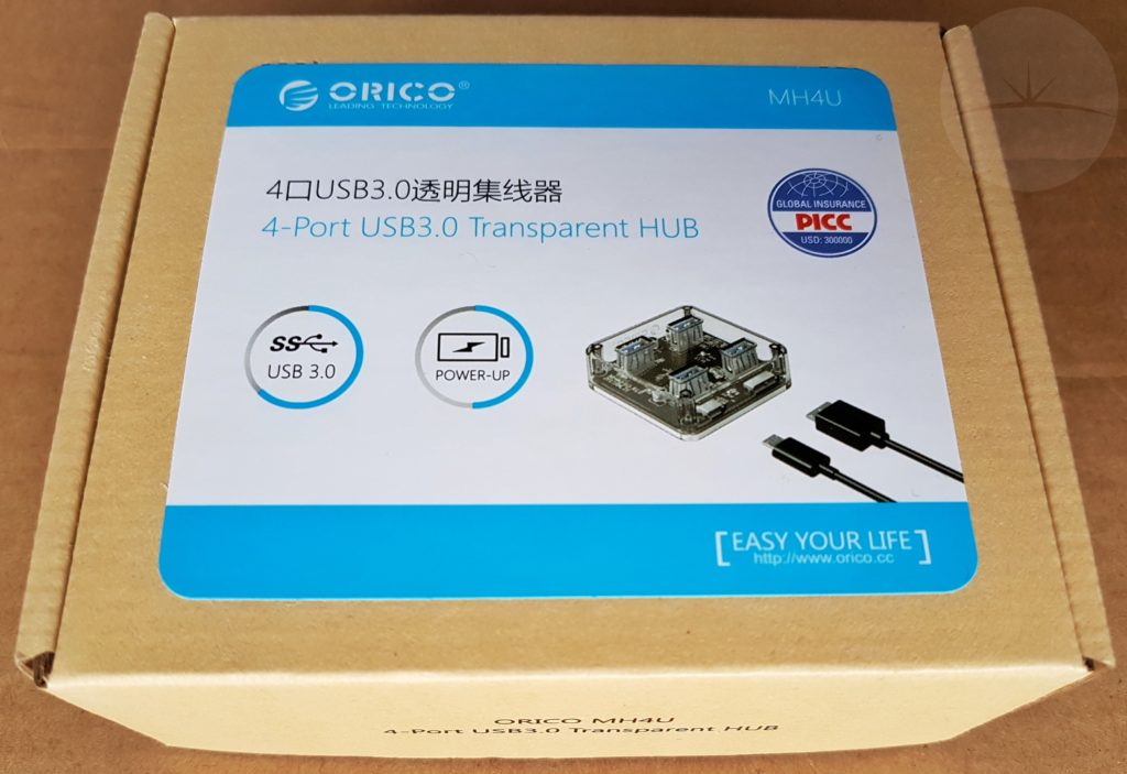 Orico USB Hub - Box