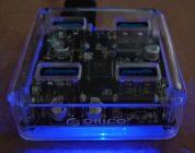 Orico USB Hub - Lit