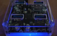 Review: Orico USB 3.0 4-Port Transparent Hub