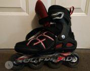 Review: Rollerblade's Macroblade 84 Alu inline skates