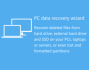EaseUS Data Recovery Wizard has arrived to rescue the deleted or lost files