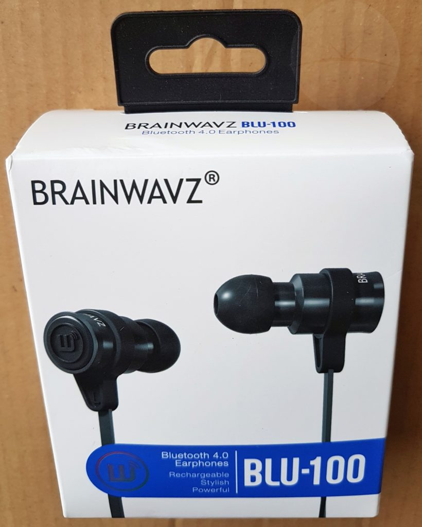 Brainwavz BLU-100 - Box