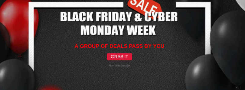 deals featured black friday