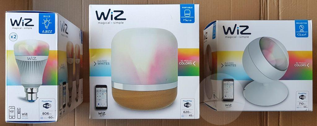 Wiz - Boxes