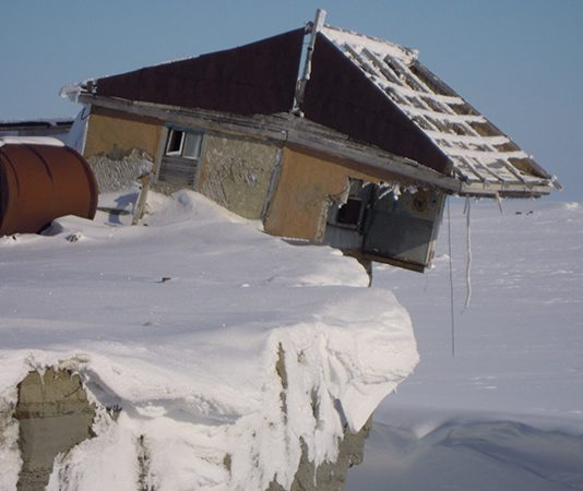 russia weather station