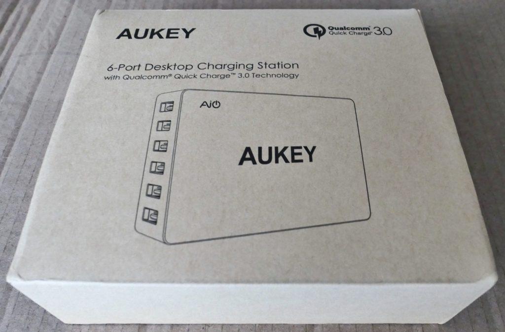Aukey PA-T11 - Box