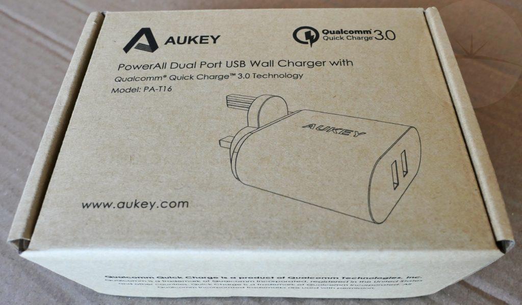Aukey PA-T16 - Box