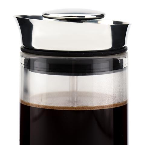 It's American Press Coffee Maker