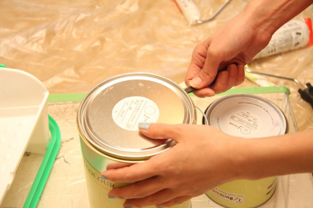 paint interior design