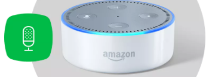 alexa amazon home dot
