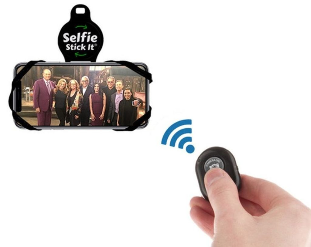 The Inventors Of The Selfie Stick™ Debut Brand New Hands-Free Smartphone Mount