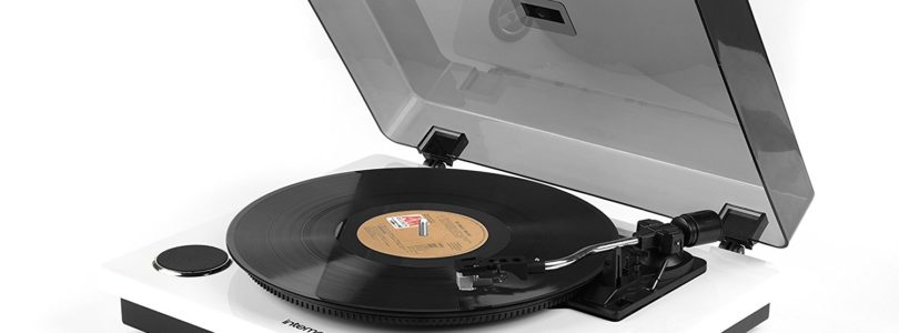 Intempo Stylus Mark II Turntable Vinyl Record Player and Portable Party Speaker Review