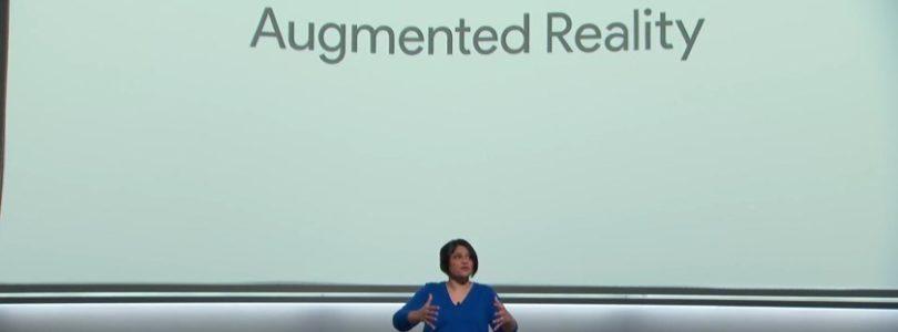 Google's AR Framework Paves the way for Future Development