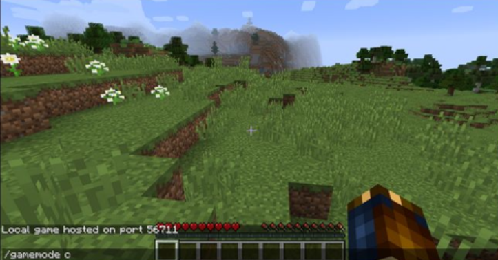 image 4 How to change to creative mode in Minecraft