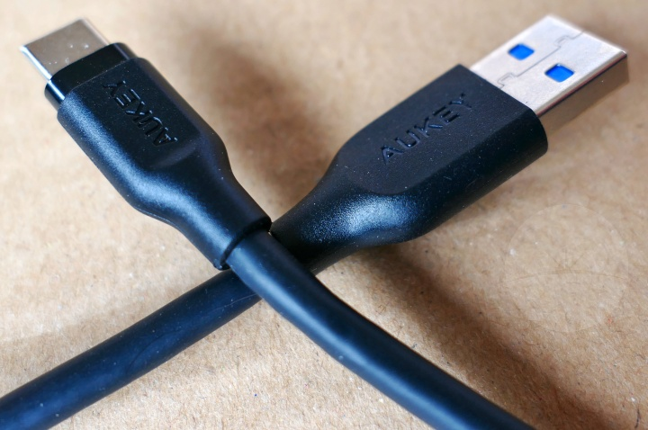 Aukey USB-C Cables - Insulation