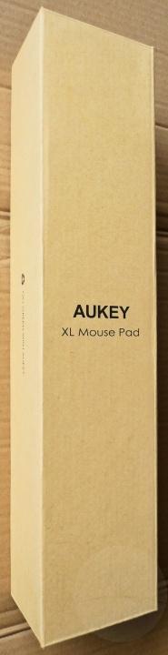 Aukey XL Mouse Pad - Box