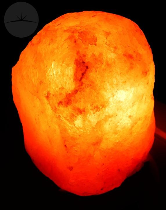 LEDemain Salt Lamps - Lit