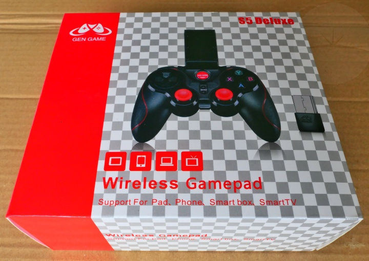 MallTEK Game Controller - Box