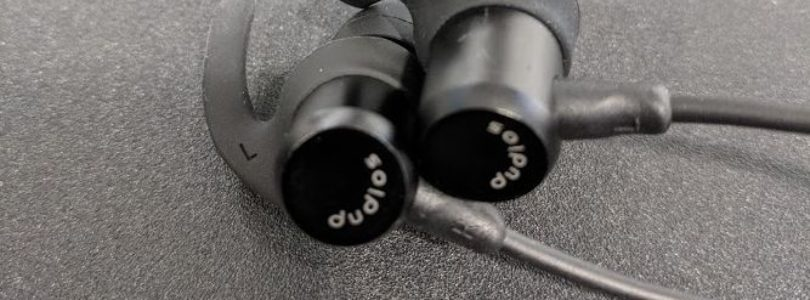 Review: Dudios Zeus Earbuds Bluetooth and Sweat Proof