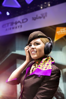 Sennheiser Middle East, a leader in the world of audio, has announced a partnership with Etihad Airways to be the exclusive provider of headsets for the airline's premier cabin.