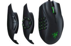 Razer Naga Trinity MOBA/MMO Gaming Mouse Review