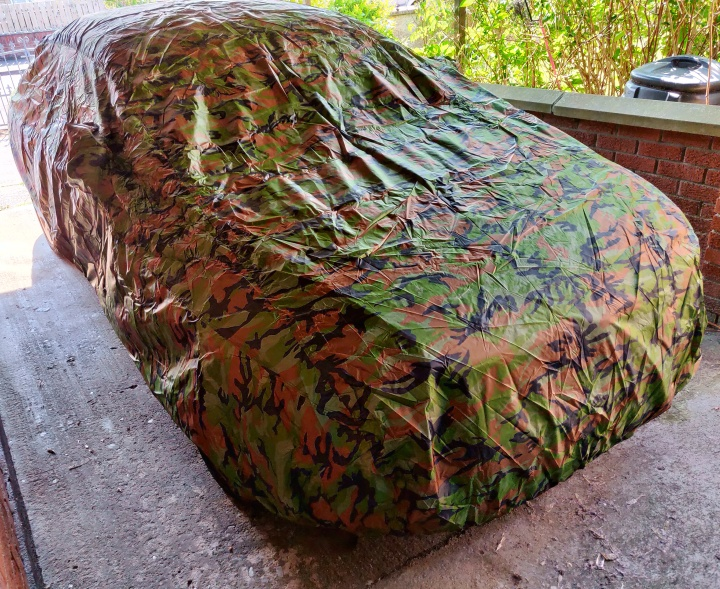 Audew Car Cover - Fitted