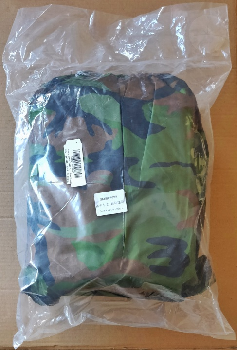 Audew Car Cover - Packaged