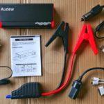 Audew Jump Starter - Contents