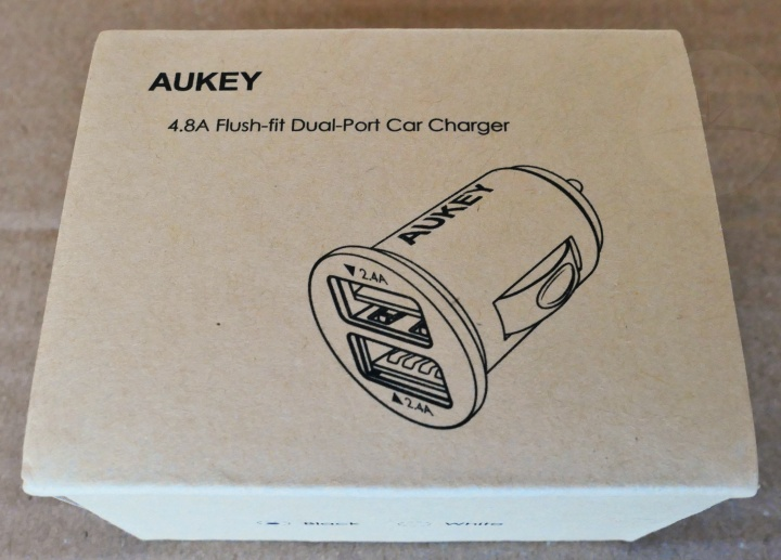 Aukey CC-S1 Car Charger - Box