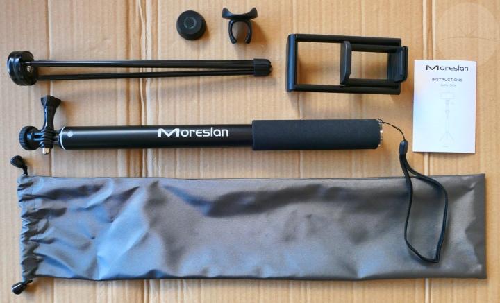 Moreslan Monopod - Contents