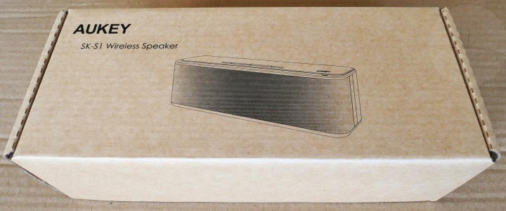 Aukey SK-S1 Speaker - Box
