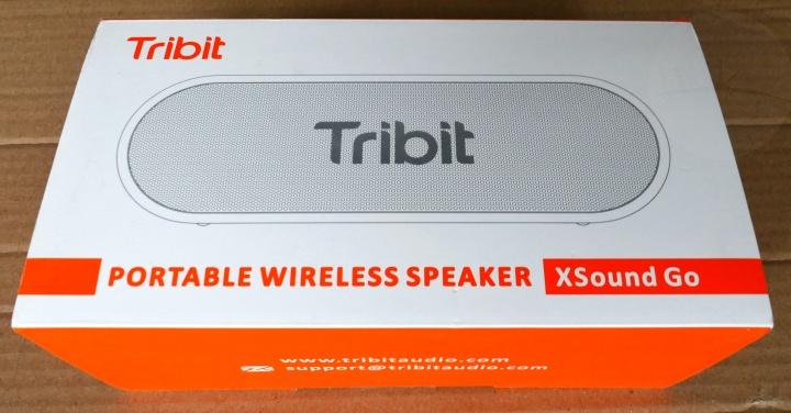 Tribit XSound Go - Box