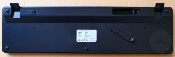 Vitalitim VT-K01Pro Keyboard - Base