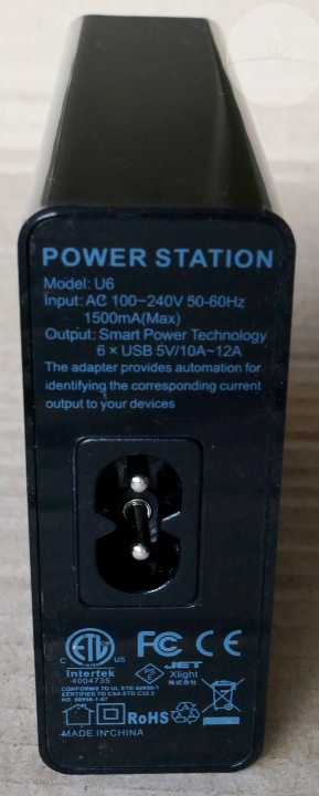 iMuto Power Station U6 - Power Socket