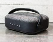 HE T200 Grey Cloth Wireless Speaker Review