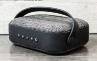 HE T200 Grey Cloth Wireless Speaker Review