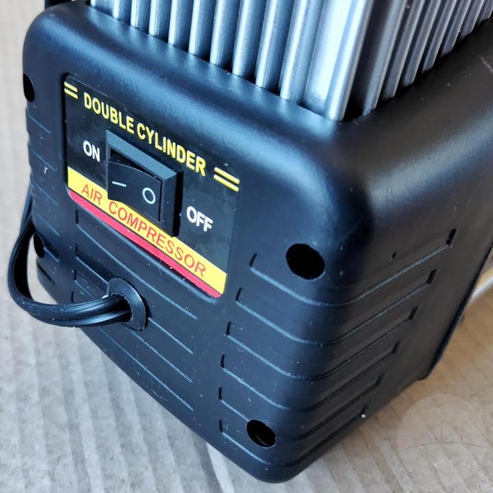 Audew Air Compressor - Switch