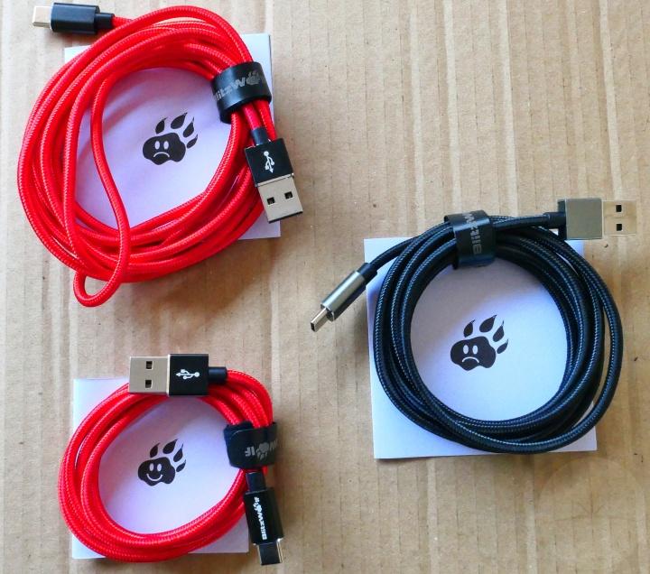 BlitzWolf USB-C Cables