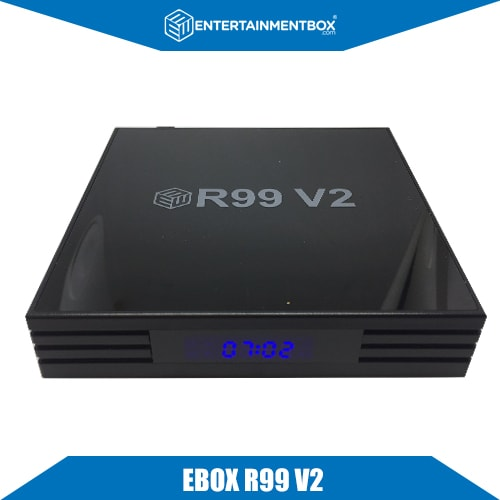 EBox R99 V2 Smart Android TV box Review - DroidHorizon
