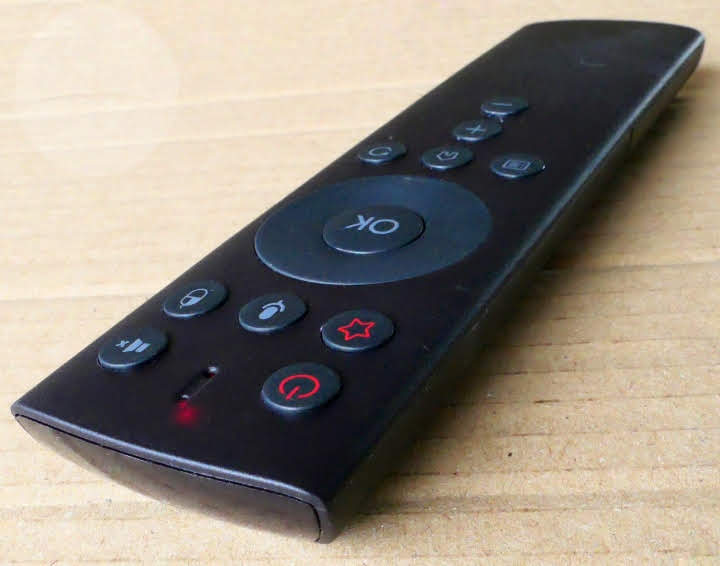 Elebao RC02F Air Mouse