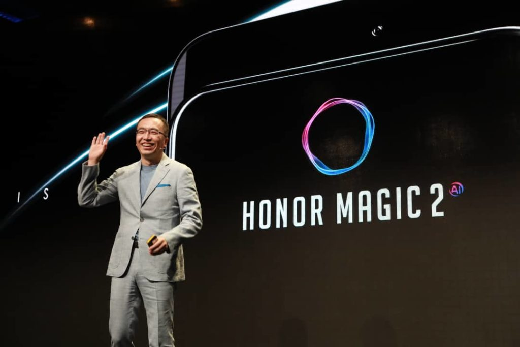 honor magic tease
