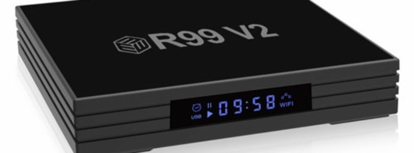 EBox R99 V2 Smart Android TV box Review