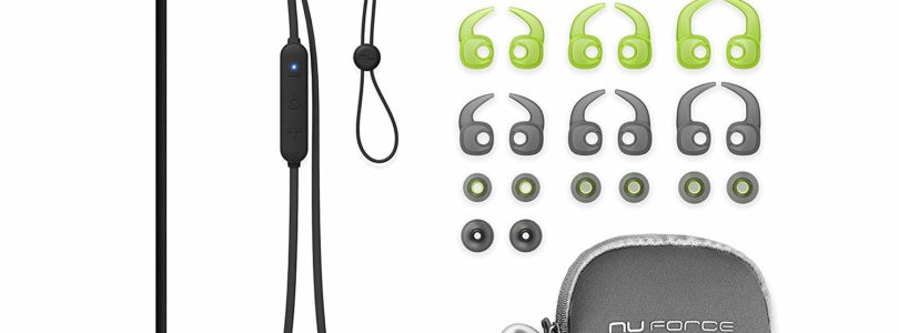 Optoma BE Sport4 Bluetooth Sport In-Ear Headphones Review
